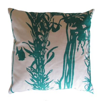 Kelp forest: 60cm x 60cm cushion front