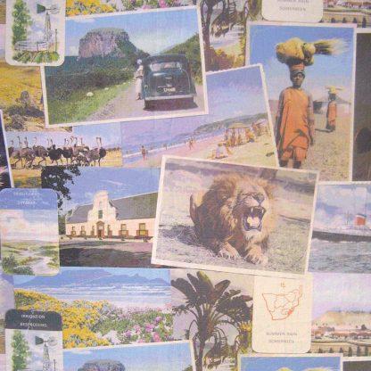 Old postcards: full colour digital