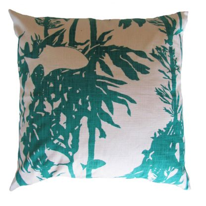 Kelp forest: 60cm x 60cm cushion back