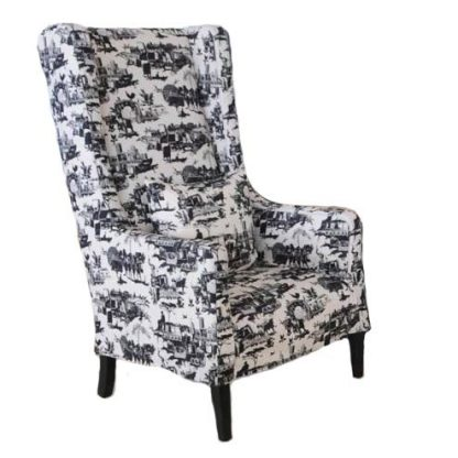 Toile du Jozi on chair