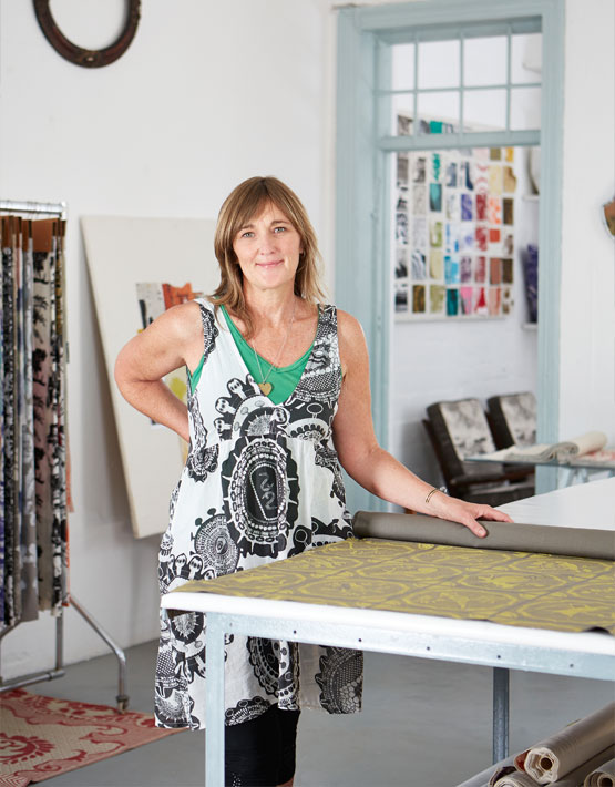 Fabricnation - Jane Solomon (Fabric Nation)