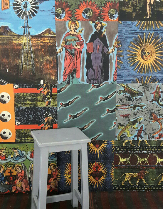 Fabricnation wallpaper (Fabric Nation)