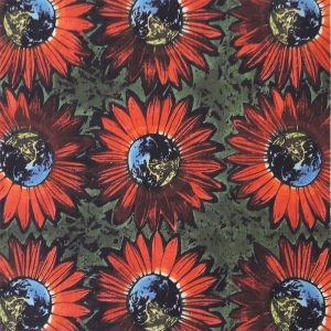 Sunflower fabric