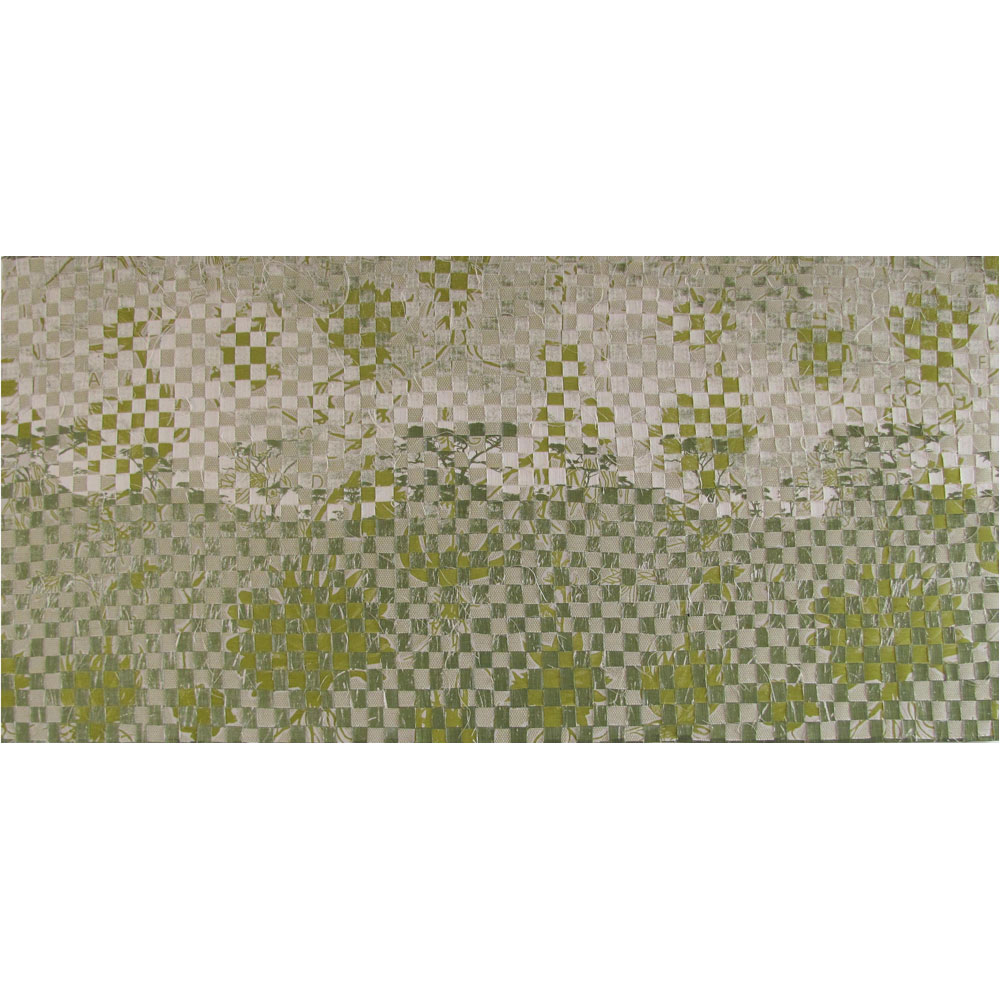 woven wall panel